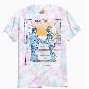 Pink Floyd NWT Tie Dye graphic Tee